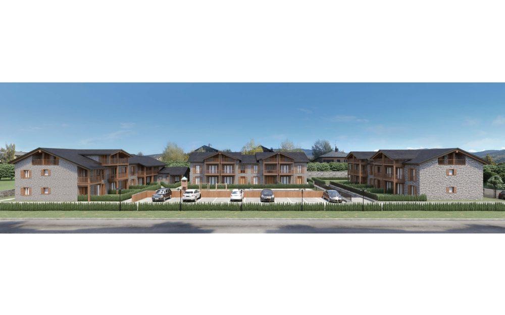 Promoción de viviendas en Palau de Cerdanya