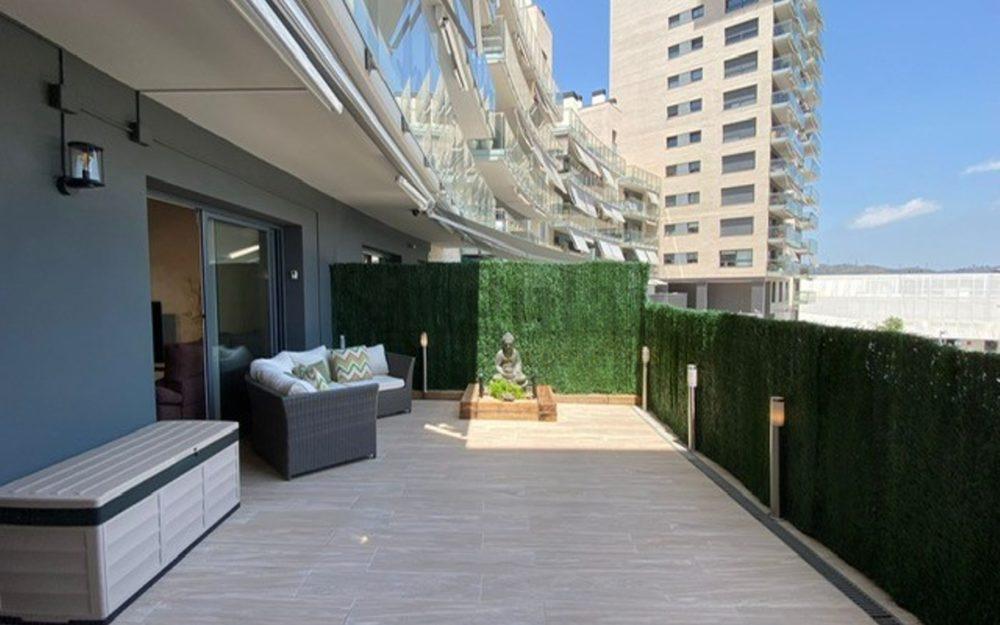 40m2 de terraza y piscina- espectaculares vistas