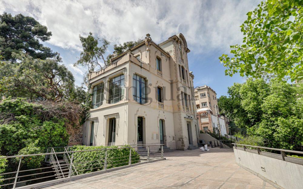 Espectacular casa modernista en Sant Gervasi