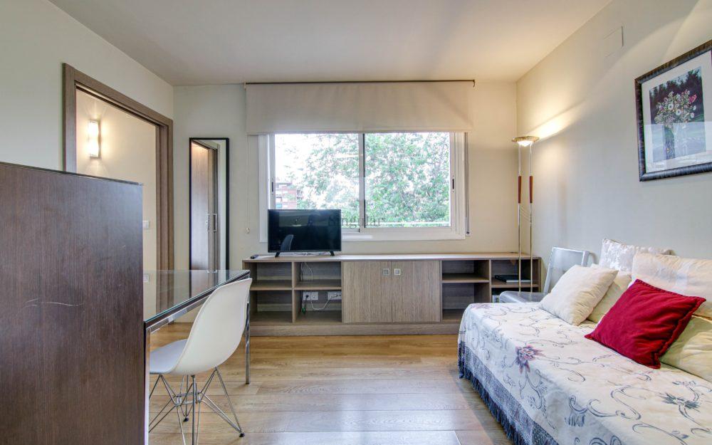 Coqueto apartamento completamente exterior