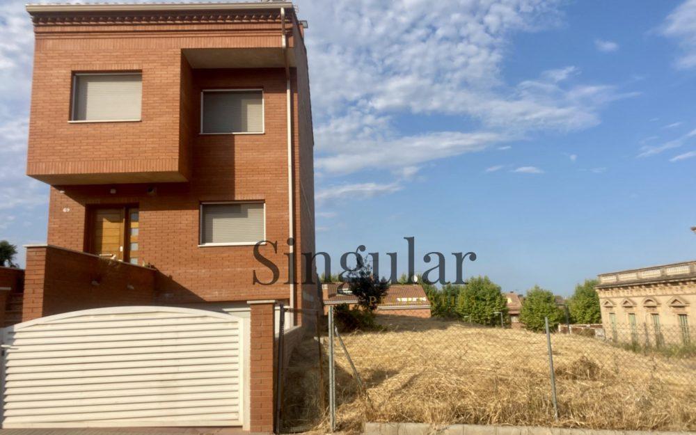 Terreno urbanizable en Castellbisbal