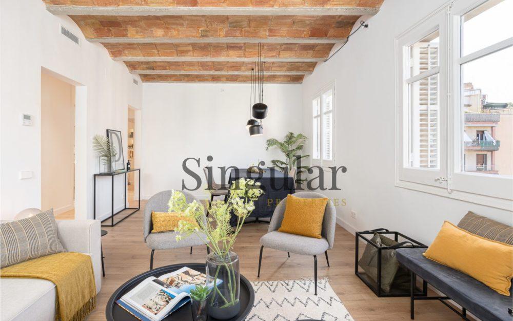 Magnífica propiedad rehabilitada en Finca Regia