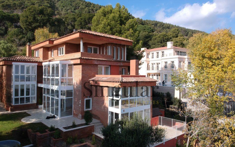 Sensacional villa exclusiva en Pedralbes